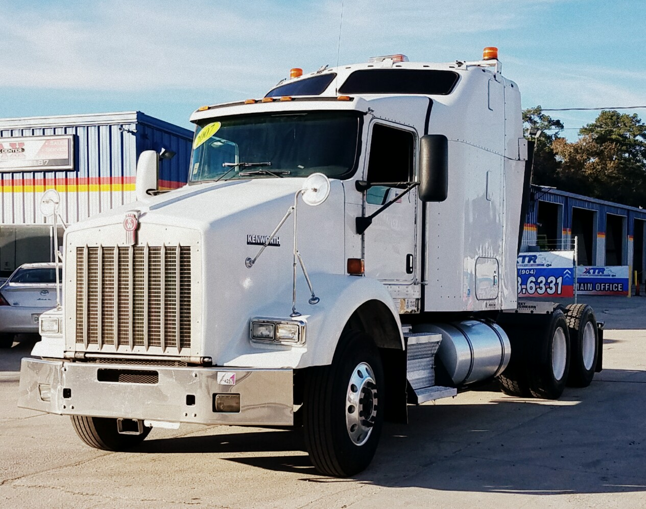 hight resolution of 177564 kenworth left front