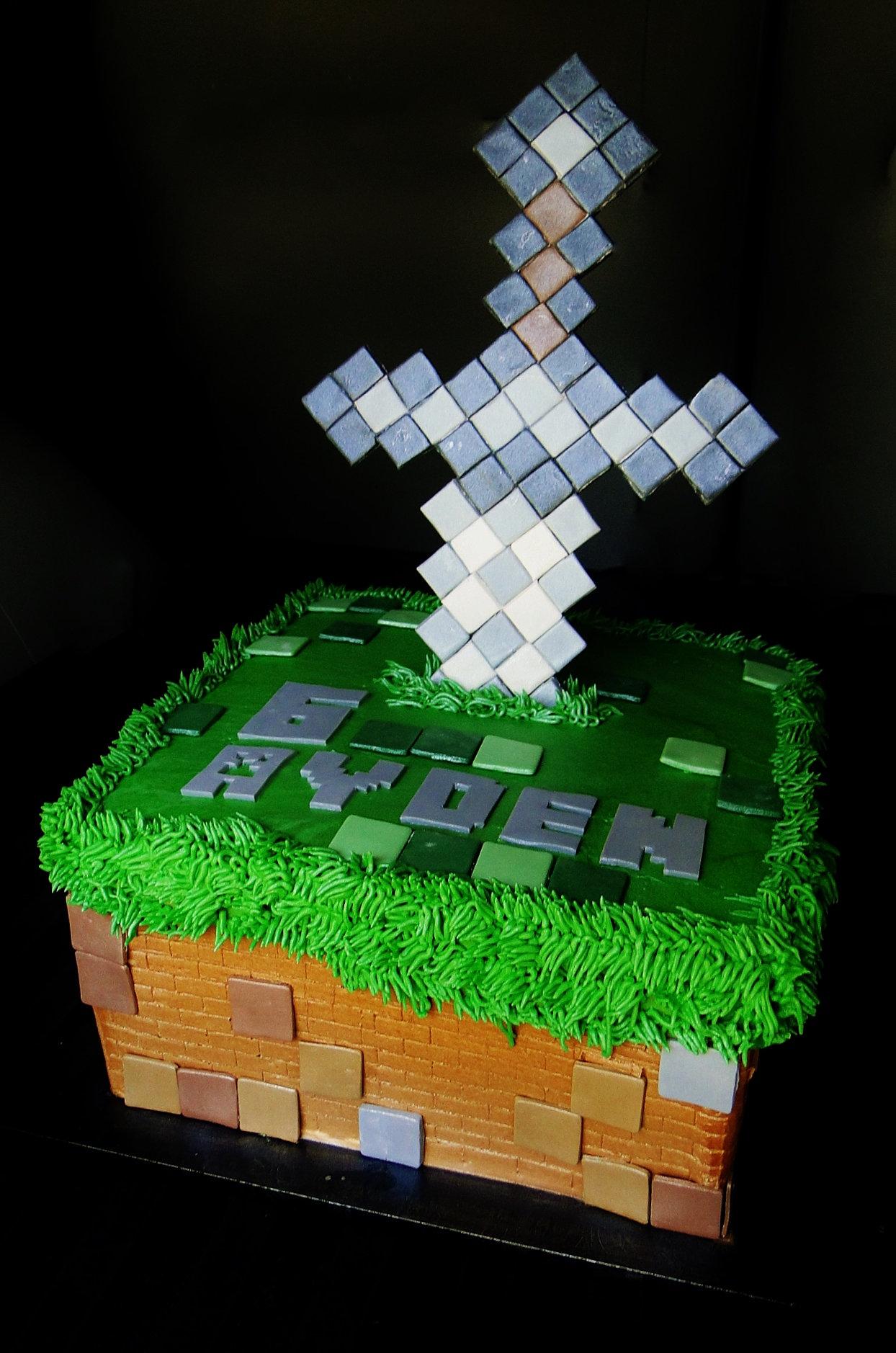 Butter Sword Minecraft