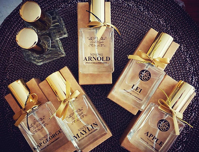 NMK Styleco Perfume Giveaways  Souvenirs