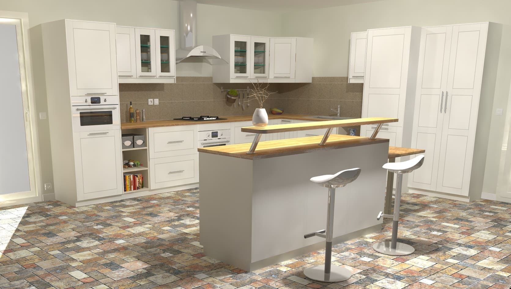 Dynamique Agencement 3d Kitchen Software