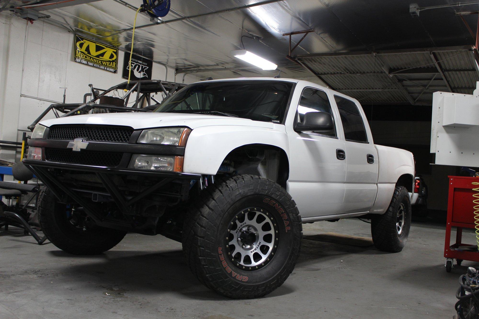 hight resolution of 96 06 silverado sierra race 4wd kit lsk1102