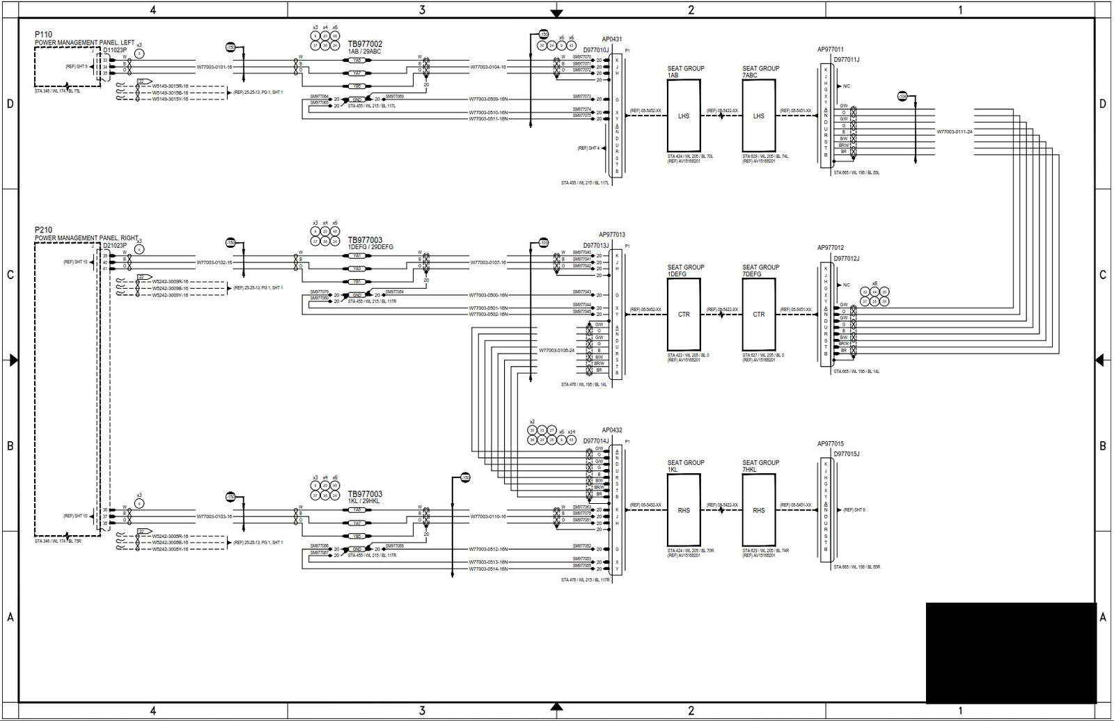 hight resolution of boeing 777 wiring diagram