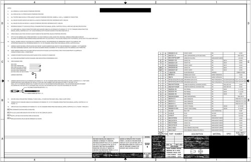 small resolution of boeing 777 wiring diagram general notes