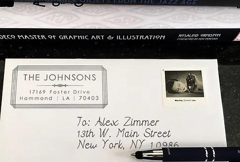 custom address stamp united