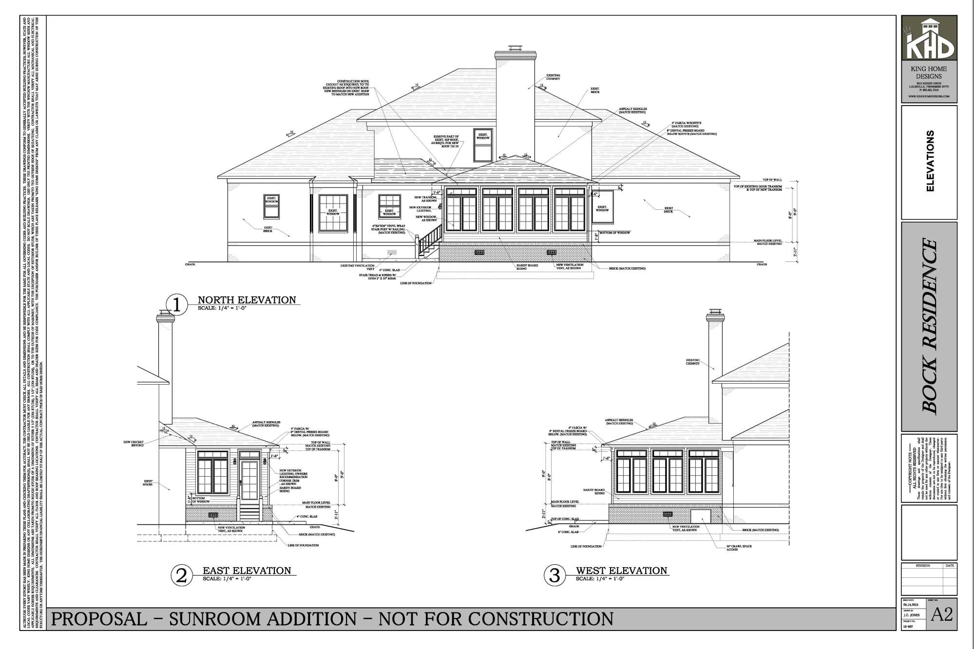hight resolution of bock sunroom plans