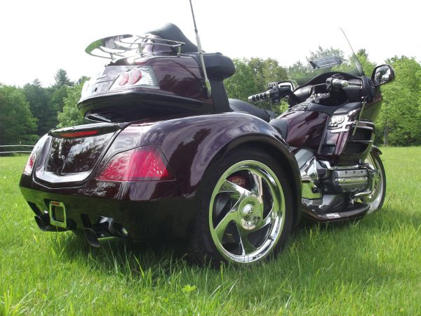 20+ Honda Rebel Trike Scooter Sidecar Pictures and Ideas on Meta