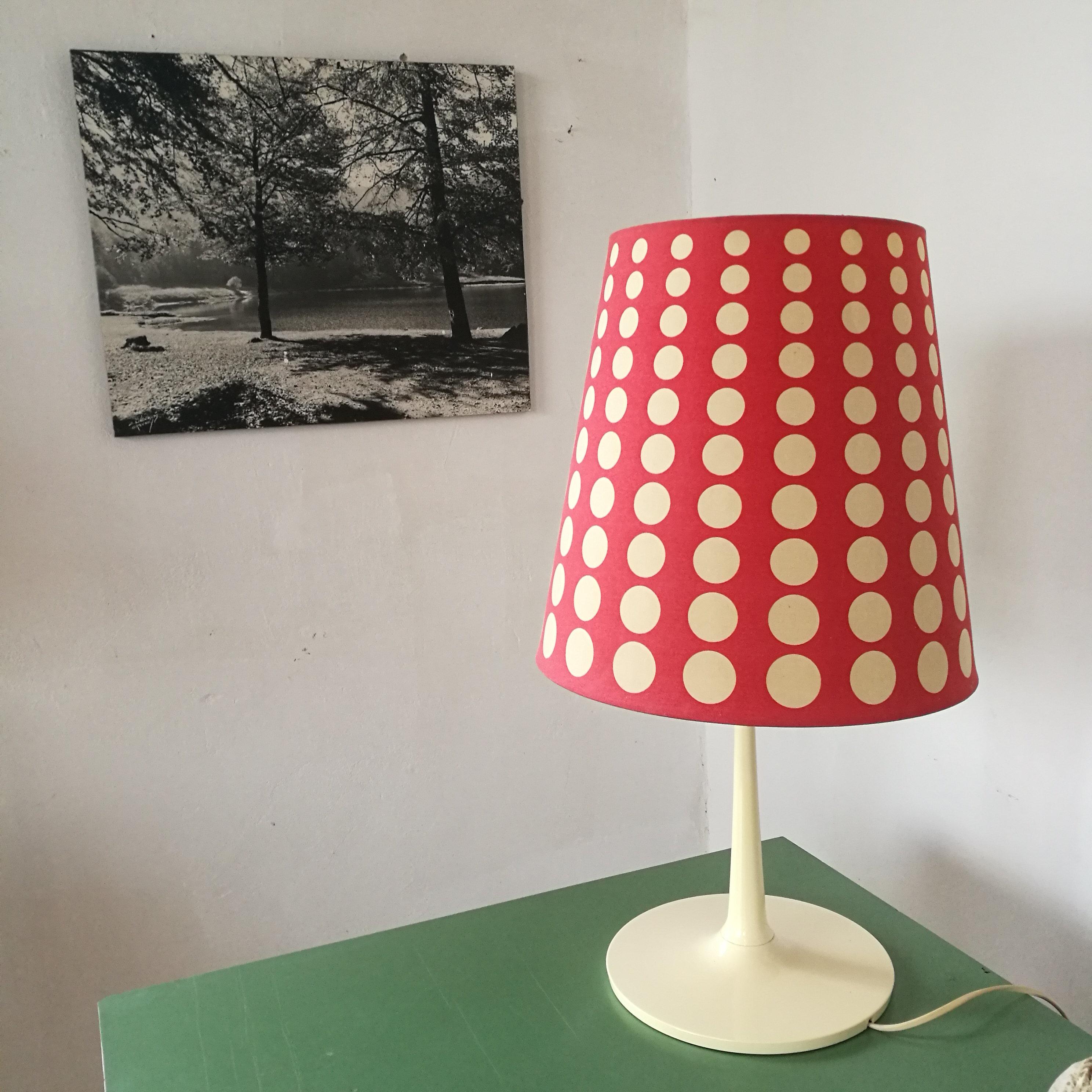 lampe ikea vintage duhasard