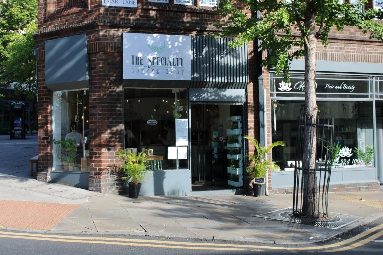Specialty Coffee Shop | The Specialty Coffee Shop | Nottinghamshire. One of the best cafes in Nottingham
