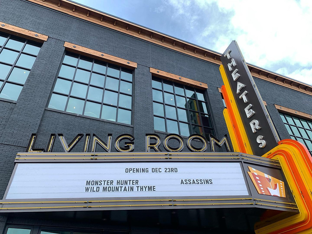 Living Room Theaters Now Open At Bottleworks District