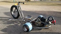 small engine exhaust pipe mini bike