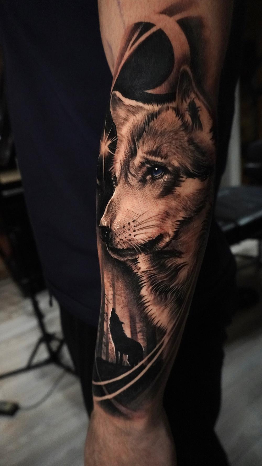 Shine Tattoo Studio : shine, tattoo, studio, SKILLED, TATTOO, ARTIST