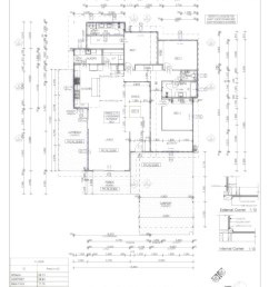 documentation includes site plan floor plan s plumbing and set out site plan reflected ceiling plan electrical plan  [ 841 x 1190 Pixel ]