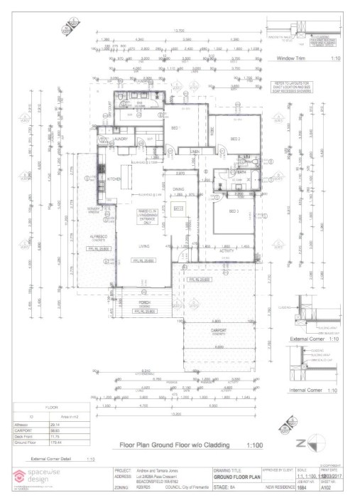 small resolution of documentation includes site plan floor plan s plumbing and set out site plan reflected ceiling plan electrical plan