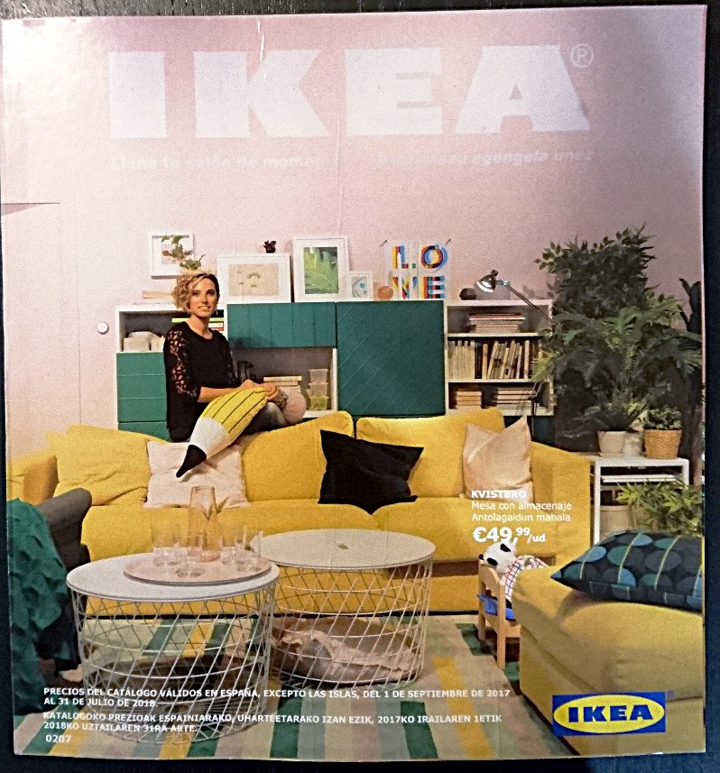 Ser Portada Del Catálogo De Ikea Es Posible