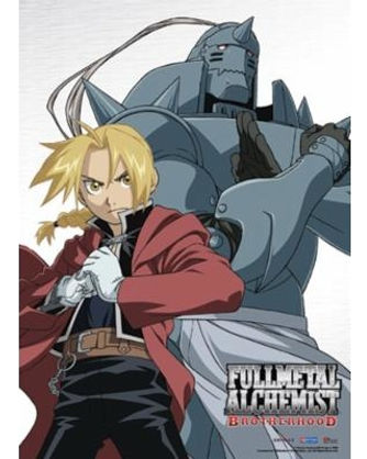 Fullmetal Alchemist Brotherhood Images