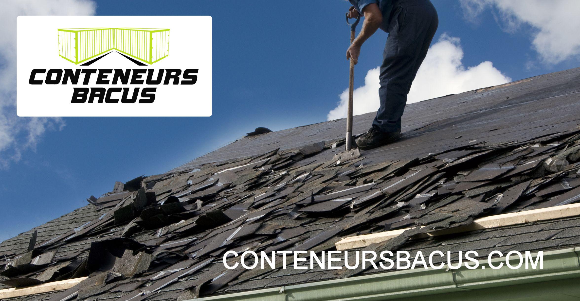 Location De Conteneurs Qubec Matriaux Accepts Et