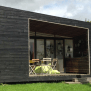 Family Of 4 In Modern Tiny House Architects Selfbuild
