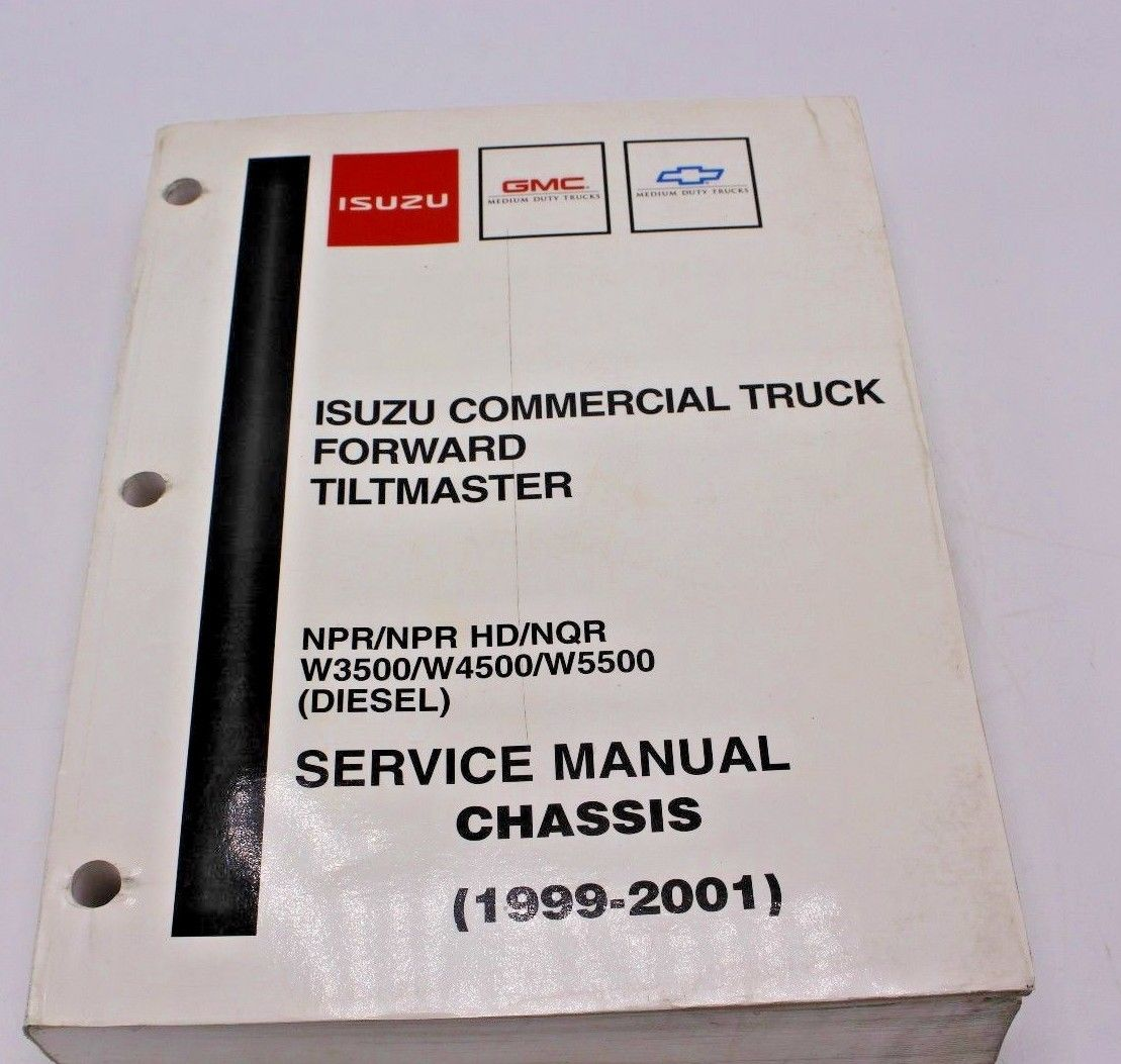 hight resolution of service workshop manual diagnostics bodywork and other service information for isuzu 10 forward repair manuals all regions japanese