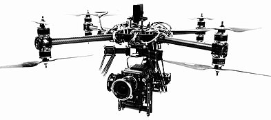AERIAL REMOTES PRESENTS THE WORLD'S FASTEST MULTIROTOR