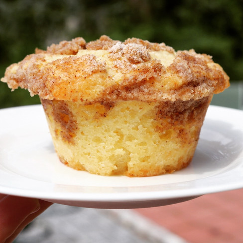 coffee cake muffin recipe salt lake city utah