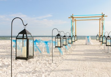 Beach Weddings In Destin Florida
