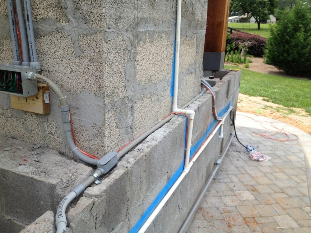 medium resolution of outdoor prewiring