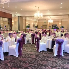 Chair Covers And Sash Hire Hertfordshire White Table Black Chairs Cover In Sororio Events Stevenage