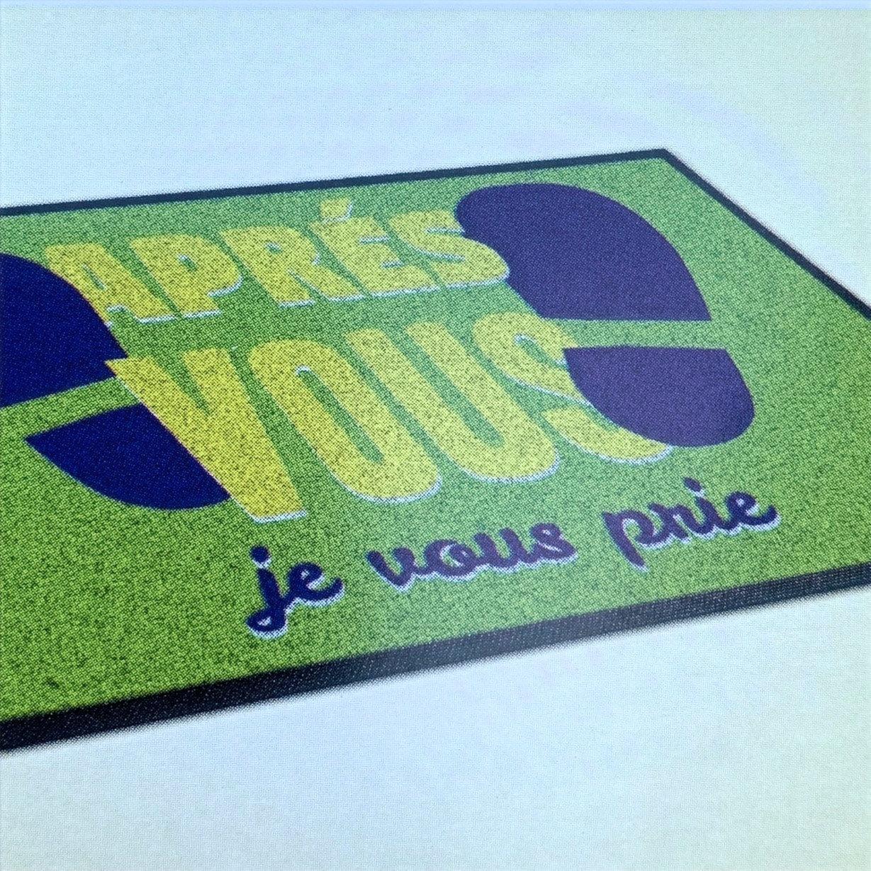 tapis de sol personnalise epaisseur 10 mm