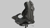 Roto VR chair - interactive virtual reality seat