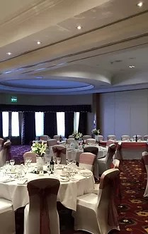 wedding chair covers east midlands chairs for kitchen table hilton hotel airport cover hire in nottingham