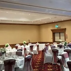 Wedding Chair Covers East Midlands Folding Bed Lazada Hilton Hotel Airport Cover Hire In Nottingham