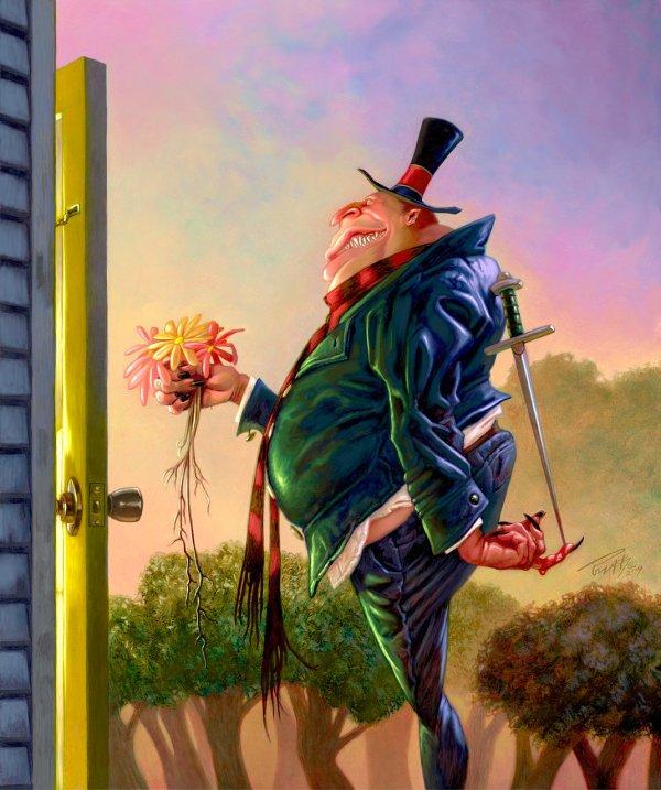 Alan Pollack Science Fiction And Fantasy Illustration