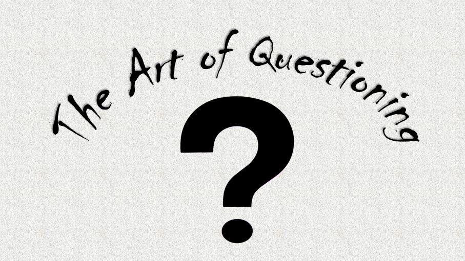 SPM 1119 CONTINUOUS WRITING: THE ART OF QUESTIONING THE