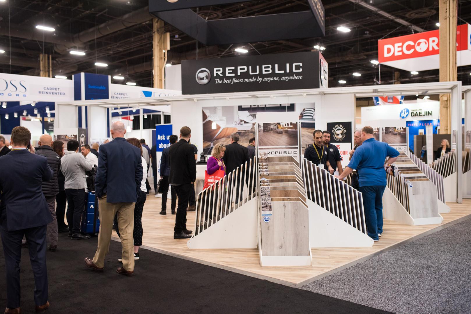 republic floor