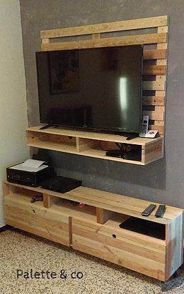 Palette Amp Co Meubles Tv