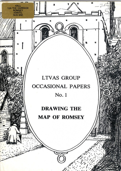 Drawing the Map of Romsey
