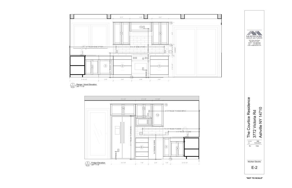 medium resolution of courtice kitchen electrical plan