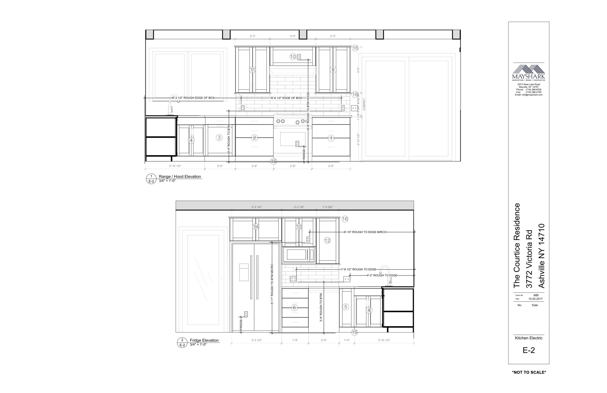 hight resolution of courtice kitchen electrical plan