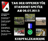 Tag der offenen Tr in Speyer | www.heartliner.de