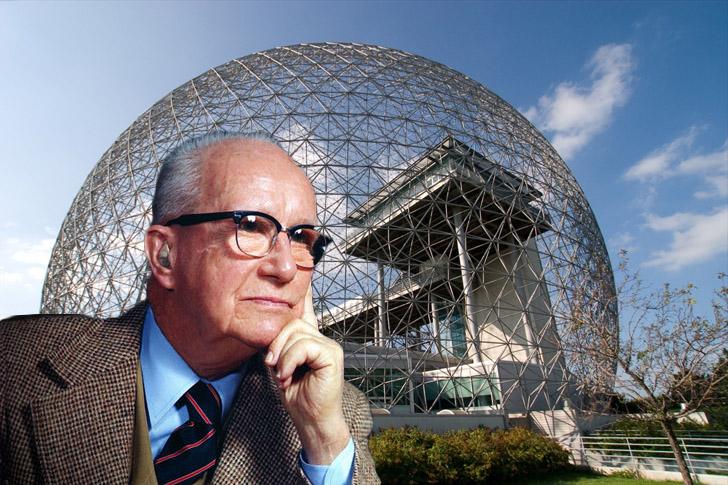 Image result for R. Buckminster Fuller