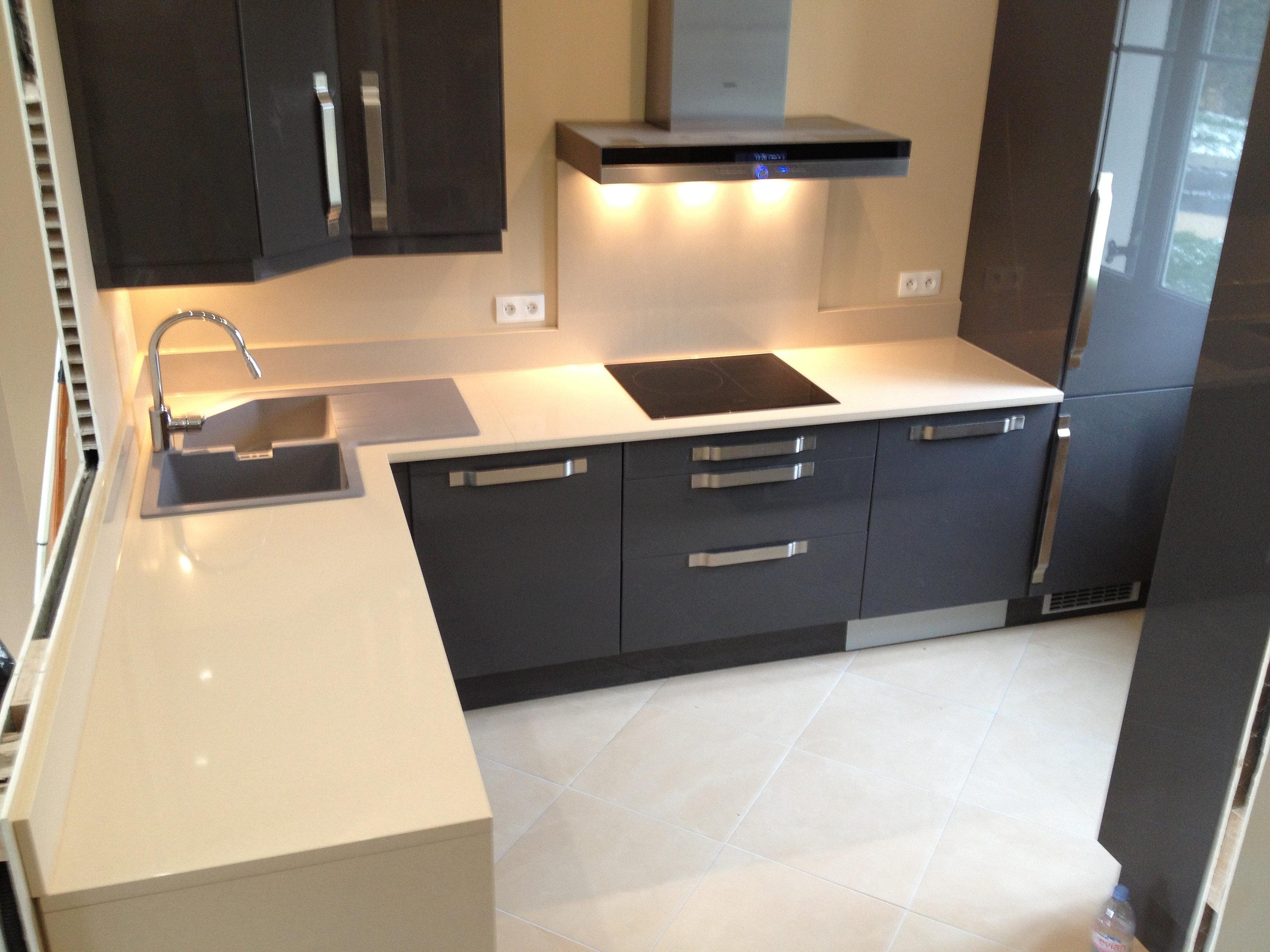 Plan De Travail Granit Ou Quartz plan de travail cuisine granit ou quartz | picstrue