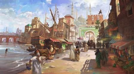 Digital Paintings artist lothar