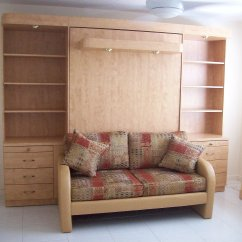 Diy Murphy Bed Over Sofa Small E Sectional Usa