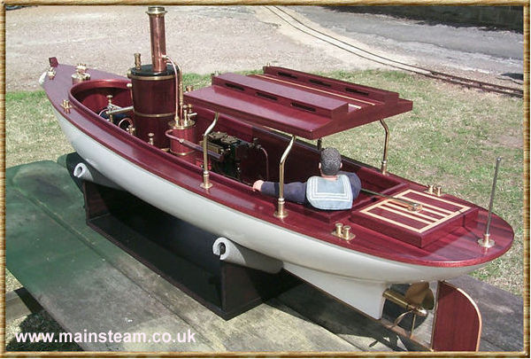 Small Marine Steam Engines