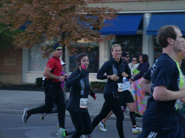 Mid Run
