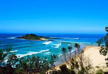 Green Island, South Coast NSW