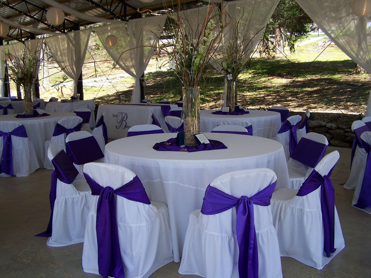 The Great Cover Wedding and Formal Event Decor Northwest