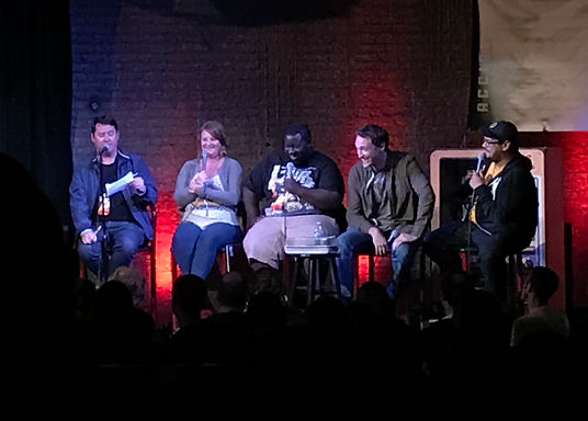 accidental comedy fest 2017