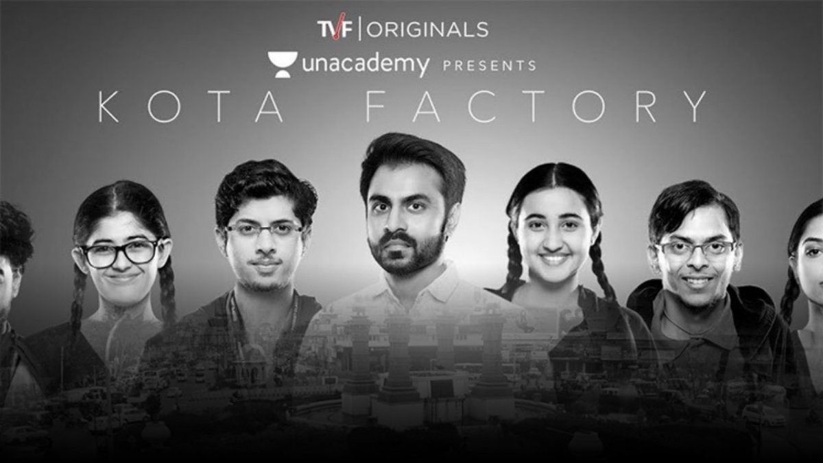 Kota Factory available on TVF Play | 9.1 by IMDb | Show Review, Cast |  WHOOTT