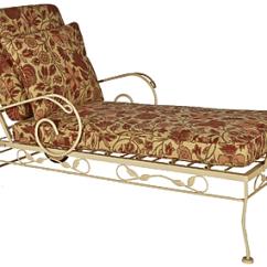 Jordan Manufacturing Outdoor Patio Wrought Iron Chair Cushion Rocking Replacement Cushions Woodard Furniture Restoration And Refinishing